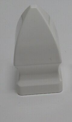 "Picket Caps Tops PVC Vinyl Fence French Gothic 1-3/8"" x 1 3/8"" SIX PIECE"
