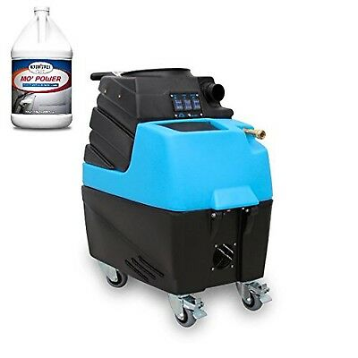 HP60 Spyder Mytee Heated Carpet Extractor and Two Cases Carpet Extractor Cleaner