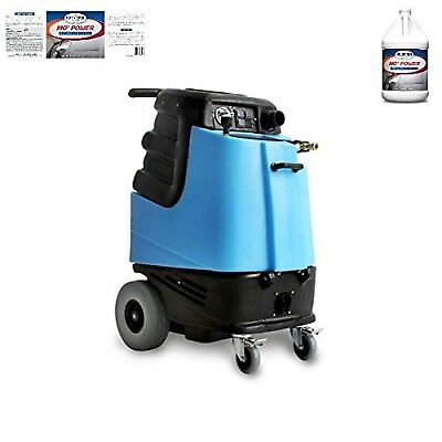 Mytee 1005DX Speedster® Carpet Extractor and Four Cases of Carpet Cleaner