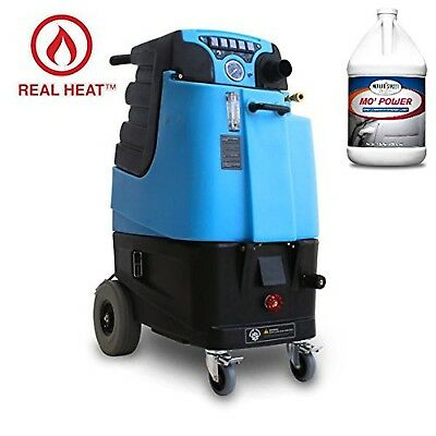 Mytee  LTD3 Speedster® Heated Carpet Extractor and 4 Cases of Carpet Cleaner