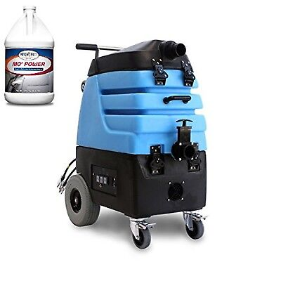 Mytee 7000SX Flood Hog™ Flood Extractor and Two Cases Carpet Extractor Cleaner