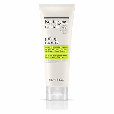 Neutrogena Naturals Purifying Pore Scrub, 94% Naturally Derived 4 fl. oz.