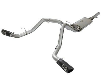 aFe POWER 49-44071-B Mach Force XP Cat Back System Exhaust System Kit