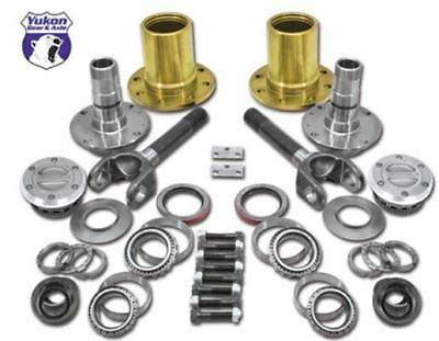 Yukon Gear YA WU-07 Spin Free Locking Hub Conversion Kit