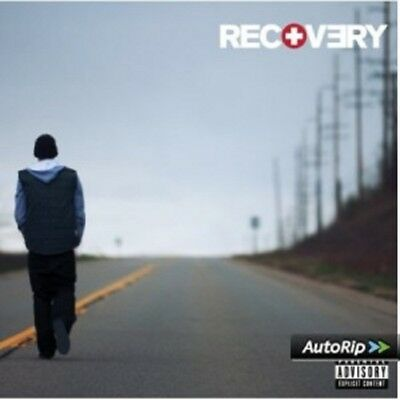 Eminem - Recovery (Explicit Version-Ltd.edt.) 2 Vinyl Lp Neu