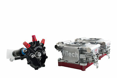 FITECH 34061 Go EFI 2X4 Fuel Injection System