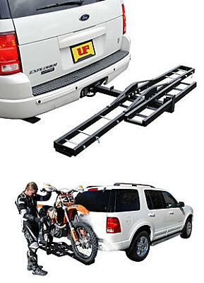 Ultra-Fab Products 48-979033  Motorcycle Carrier - Receiver Hitch Mount