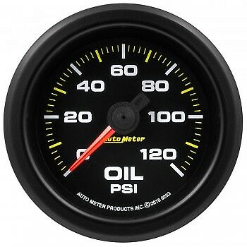 AutoMeter 9253 Extreme Environment Gauge Oil Pressure