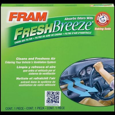 FRAM FILTER CF11639 Fresh Breeze (R) Cabin Air Filter