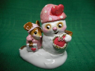 Wee Forest Folk  Cool Friends  M-287