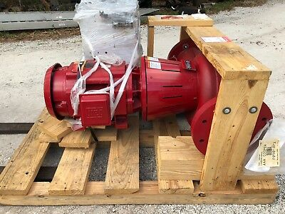 Bell And Gossett 8'' Centrifugal Water Pump
