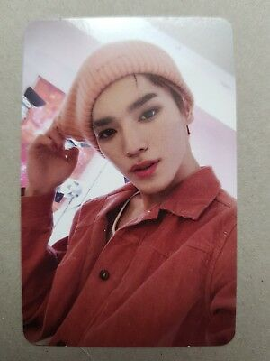 NCT 2018 TAEYONG Authentic Official PHOTOCARD #2 REALITY 1st Album EMPATHY 태용