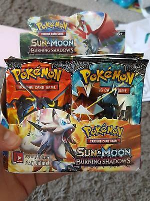 324Pcs Pokemon TCG Booster Box Card Game - MOON AND SUN (Random Retails Package)