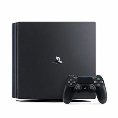 **Sony 3002470 PlayStation 4 Pro 1TB Gaming Console, Black (VDSNB)