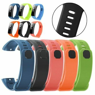Color Silicone Band Wrist Strap For Huawei Band 2/Band 2 pro Smart Watch UK