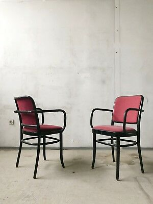 1of37 VINTAGE ART DECO 30s 40s 50s THONET STYLE BISTRO CHAIRS IN USED CONDITION