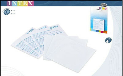 Intex Inflatable Swimming Pool Puncture Repair Patch Kit for Bestway Intex New