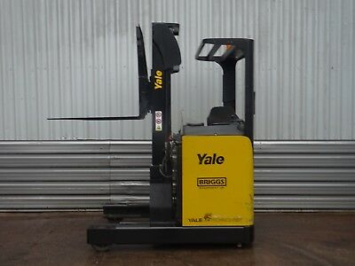 Yale Mr14. Used Reach Forklift Truck. (#2051)