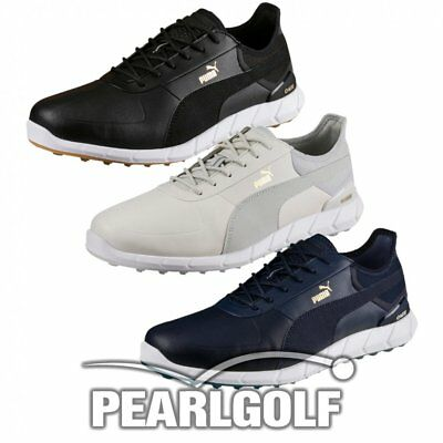 PUMA GOLF IGNITE Spikeless Lux Mens - Golf Shoes - Puma - New ... e84d8e6a3667