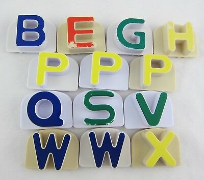 LEAP FROG Fridge Phonics Upper Case Replacement Letter F Frog Word