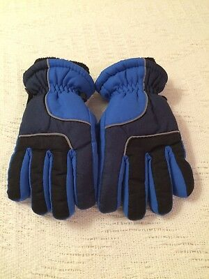 Canyon River Blues 3M Thinsulate boys winter gloves - Size XS (4/7) - GUC
