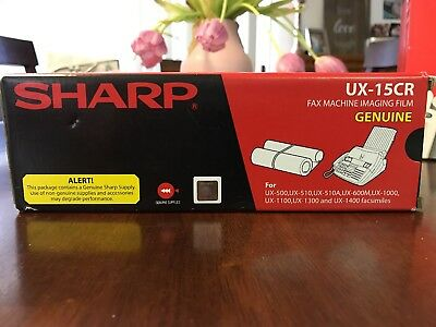 Genuine Sharp UX-15CR Fax Machine Imaging Film SAVE!!