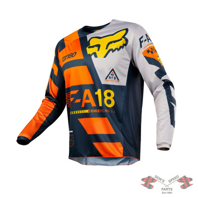19446-009-* Fox Racing Youth 180 Sayak Jersey