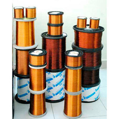 36 - 13 AWG (0.12 - 1.8 mm) Enameled Copper Magnet Wire