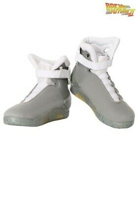 Adult NEW Back to the Future Shoes Size 6 7 8 9 10 11 12 13 14 15 (no lights)
