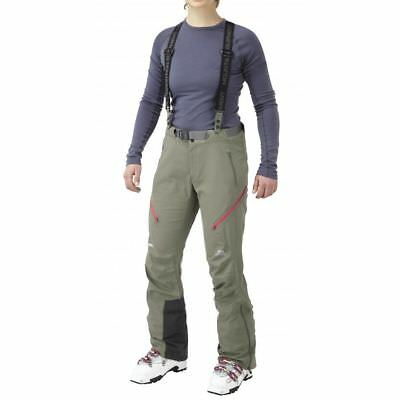 Mountain Equipment Spectre WS Touring Women Pants 14-16 RRP£270 Salopettes