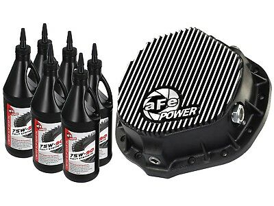 aFe POWER 46-70012-WL Pro Series Differential Cover