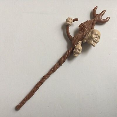 Star Wars Replacement Amanaman Staff - Last 17 Figure - Weapon - Repro - Floats