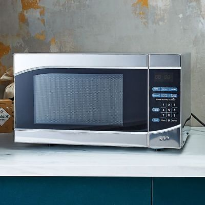 NEW Target Stainless Steel 25 Litre Microwave - TMOSS25