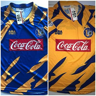 uk availability ca675 b534f ABA SPORT TIGRES UANL Jersey Retro NWT Mens (L)