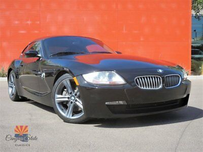 2008 BMW Z4 2dr Cpe 3.0si 2008 BMW Z4 Coupe 3.0SI, 3.0L Inline 6cyl, Auto, Low Miles, New Tires/Brakes