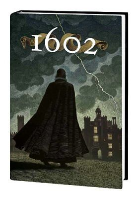 MARVEL 1602 HC (MARVEL HEROES) By Neil Gaiman - Hardcover **Mint Condition**