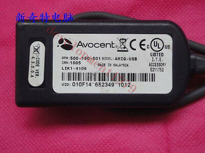 AVOCENT AMIQ-USB DRIVERS FOR WINDOWS