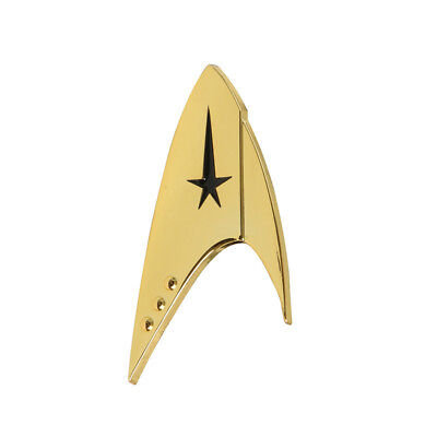 Star Trek Discovery Badge Command Badge Starfleet Enlisted Brooches Pin Handmade
