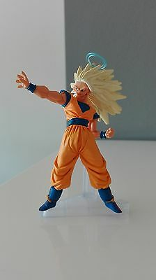 Dragon Ball Z Hg 17 Goku Ss3 Bandai Gashapon Figur