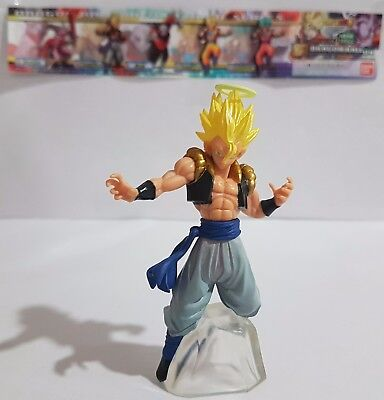 Dragon Ball Super Gashapon Vs 04 Gogeta Battle Figur Figur Bandai