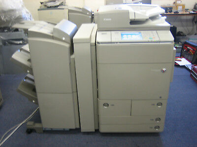 Canon Imagerunner Advance 7055i with Finisher