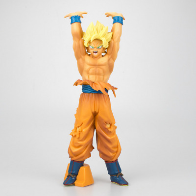 Cartoon Anime Dragon Ball Z Super Saiyan SON GOKU Figure Collection Toy Kid Gift
