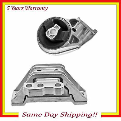 FWD For 5385 5374 Engine Motor /& Trans Mount Auto Pontiac Chevy Saturn 2.2L 2.4L
