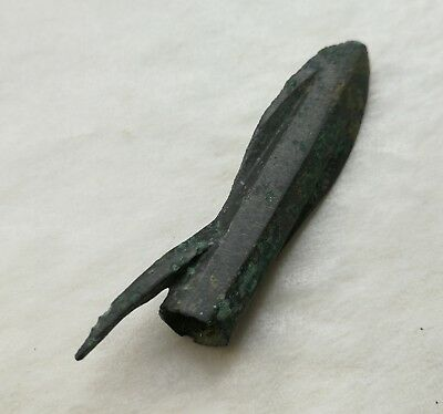 Ancient Greek Scythian Arrow Heads Bronze tips 3rd - 5th c BC SUPER CONDITION