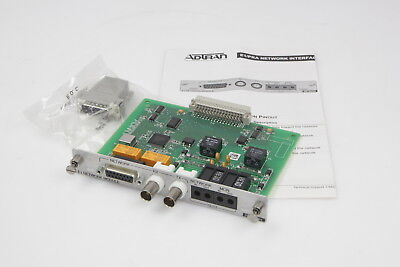 Adtran Atlas E1/PRA NTW MDL, Network Interface Module 1200308L1 550
