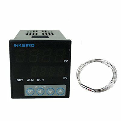 Inkbird °F and °C Display PID Stable Temperature Controller ITC106VH with PT 100