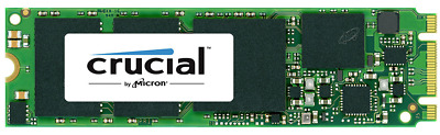 Crucial MX500 M.2-2280 250GB SATA III Solid State Drive