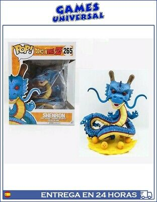 Pop Funko Dragon Ball Z Shenron Azul figura 15 cm