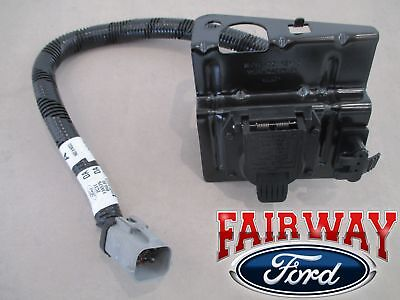 Admirable 99 Thru 01 F250 F350 Super Duty Ford 4 7 Pin Trailer Tow Wiring Wiring Cloud Oideiuggs Outletorg