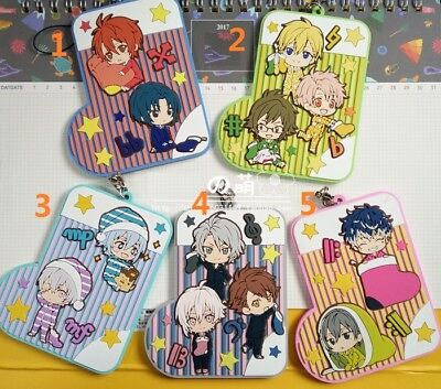 Idolish7 Trigger Re:vale Anime Rubber Strap Charm Keychain Keyring Socks Ver Big
